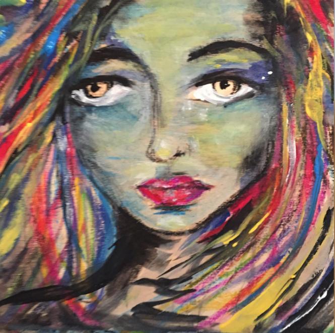 Robin Zee art